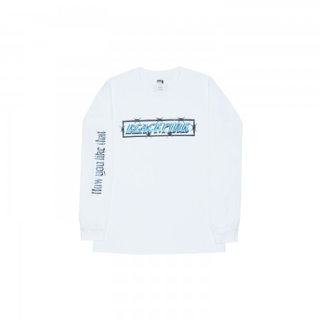 [H.Y.L.T] BLACKPINK LONG SLEEVE T-SHIRTS_WHITE