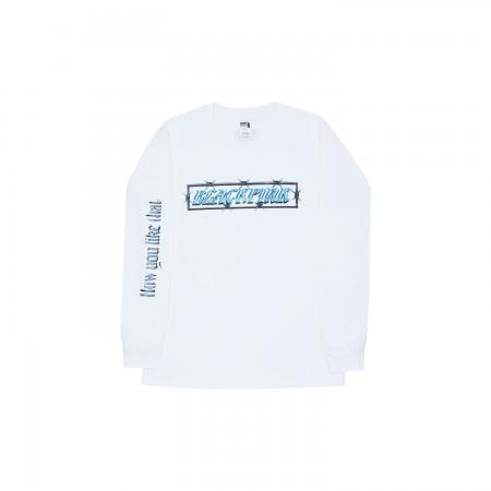 [H.Y.L.T] BLACKPINK LONG SLEEVE T-SHIRTS_WHITE