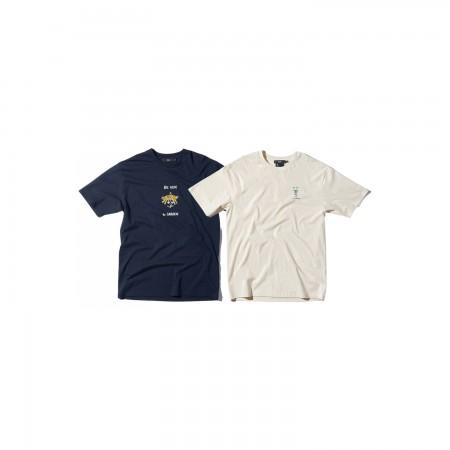 PLAC X MINO YOON GARDEN GRAPHIC T-SHIRTS