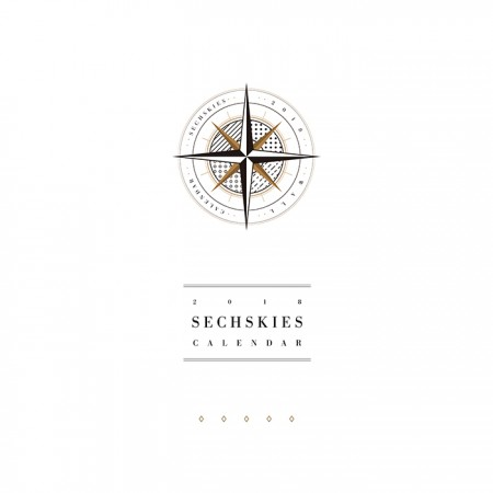 SECHSKIES 2018 OFFICIAL WALL CALENDAR