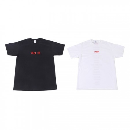 [MOTTE] G-DRAGON T-SHIRTS TYPE 3  TYPE 4