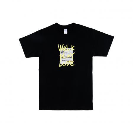 J-WALK WALK PLAY LOVE T-SHIRTS
