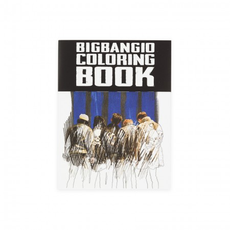 [10th] BIGBANG COLORING BOOK