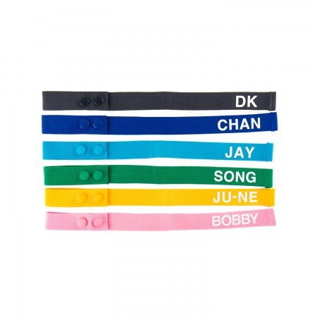 [CONTINUE] iKON LUGGAGE TAG