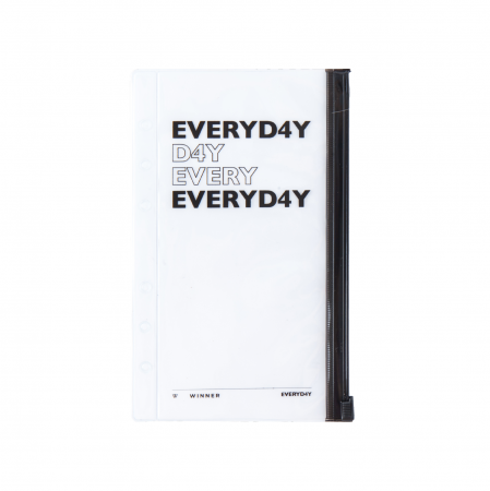 [EVERYD4Y] WINNER ZIP POUCH + PHOTO