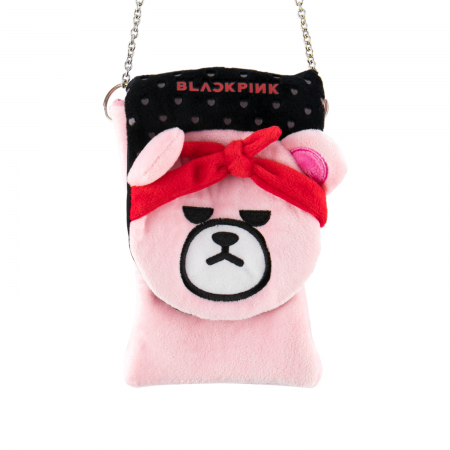 [INYOURAREA] KRUNK X BLACKPINK MINI CROSS BAG
