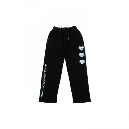 [H.Y.L.T] BLACKPINK SWEATPANTS_BLACK