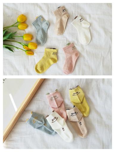 BYE 5종 ,socks